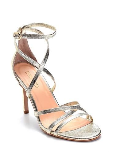 Derimod Kadın Sandalet (06233-12) Casual Altın